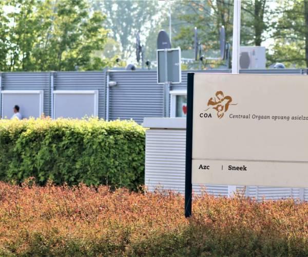 Eerste azc-bewoners Sneek terug uit Zoutkamp
