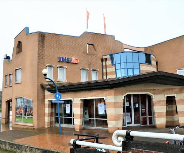 ING-kantoor Oppenhuizerweg sluit voorgoed de deuren
