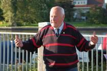 Rotaryclub Sneek benoemt Jan Brandsma tot Paul Harris Fellow