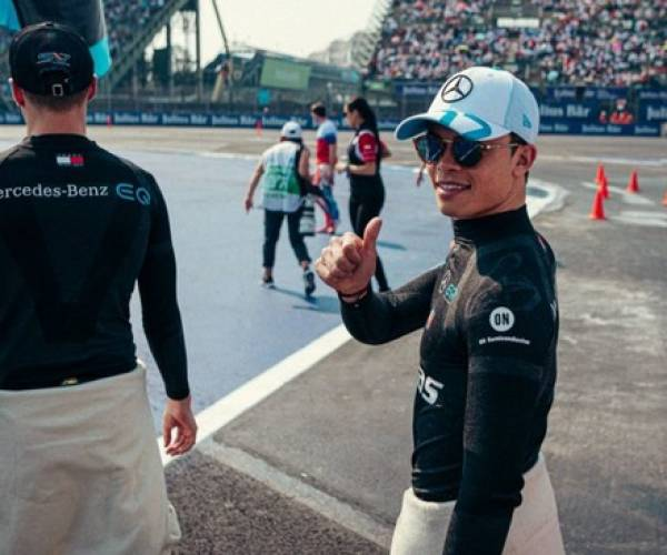 Nyck de Vries mag testen in Formule 1 voor Mercedes: 'Droom voor iedere coureur'