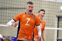 Sneker volleyballer Bennie Tuinstra naar Turkse topclub Ziraat Bankasi