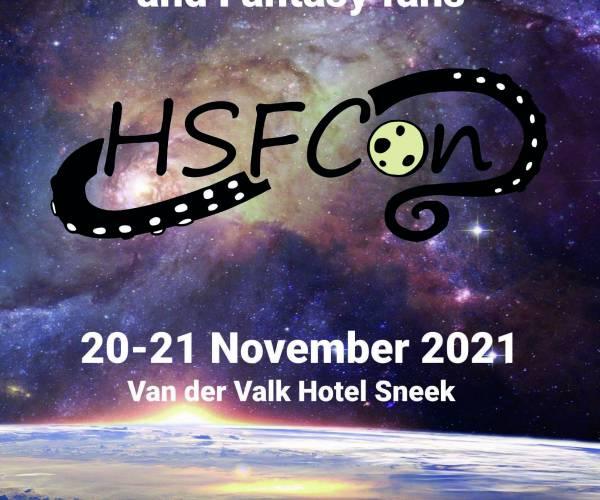 Nieuwe jaarlijkse Science Fiction, Fantasy en Horror conventie in november in Sneek