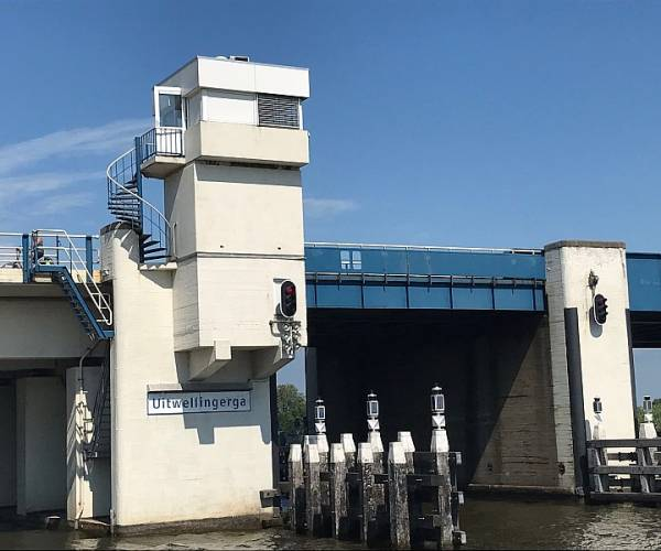 Vervanging brug Uitwellingerga