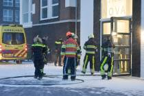 Brand aan de Waterloop snel bedwongen