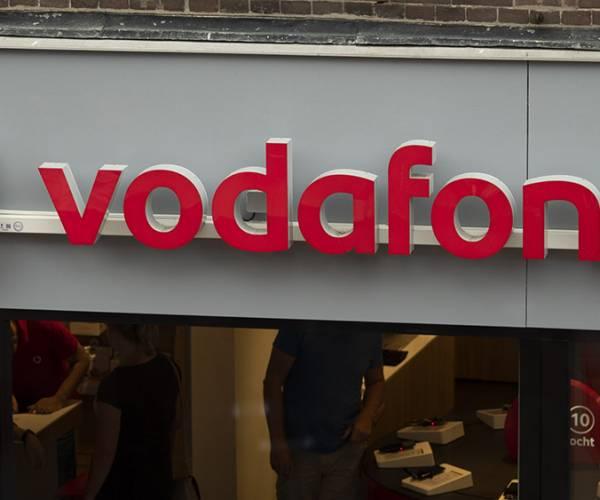 Landelijke netwerkstoring Vodafone