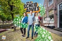Jorrit Bergsma, Heather Bergsma en Iris Kroes vloggen voor minder afval