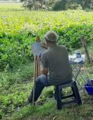 Korte teken- en schildercursussen in zomermaanden