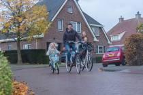 Fietsen in Fryslân