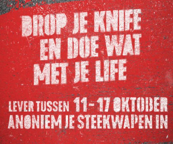 Inleveractie van wapens in Súdwest-Fryslân