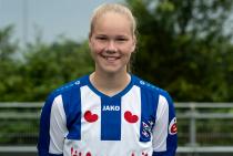 Oud ONS-speelster Fenna Meijer geselecteerd voor Oranje o.19