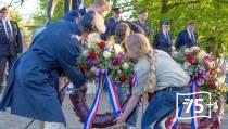 Omrop Fryslân viert en herdenkt 75+1 jaar vrijheid