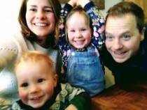 De familie Stoker fietst heel Nederland rond tegen moderne slavernij
