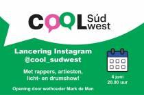 Lancering van het Instagramaccount Cool Súdwest