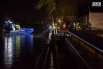 Zoektocht naar vermiste vrouw in water Sneek levert niks op