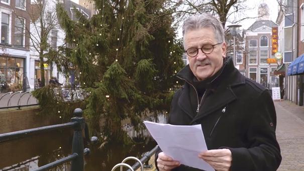Dichter Henk van der Veer