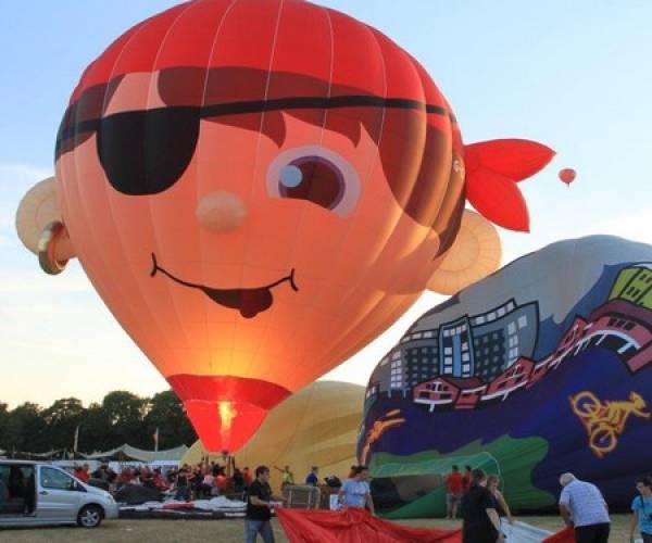 35ste  Friese Ballonfeesten verplaatst naar 2022