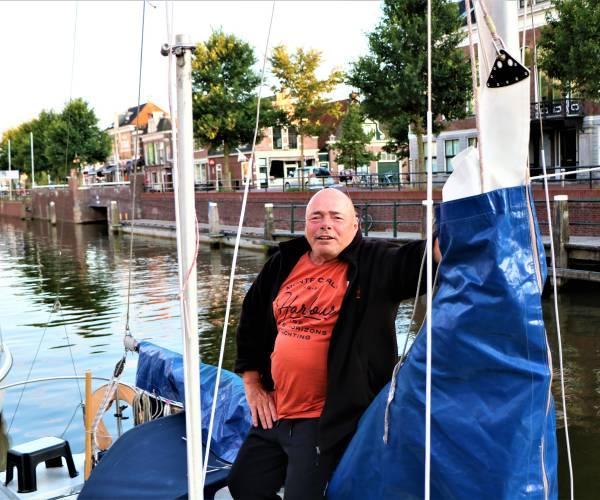 Hagenees Wout Hamers meert ondanks corona aan voor bijzondere Sneekweek