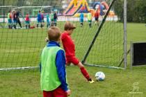 Clubfabriek.nl Voetbaldagen in zomervakantie bij VV Sneek Wit Zwart