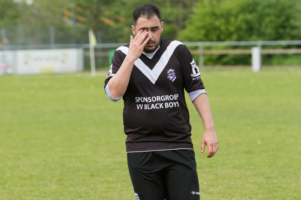 Toga Yilmaz scoorde de gelijkmaker
