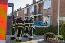 Brandweer verleent hulp met spierkracht