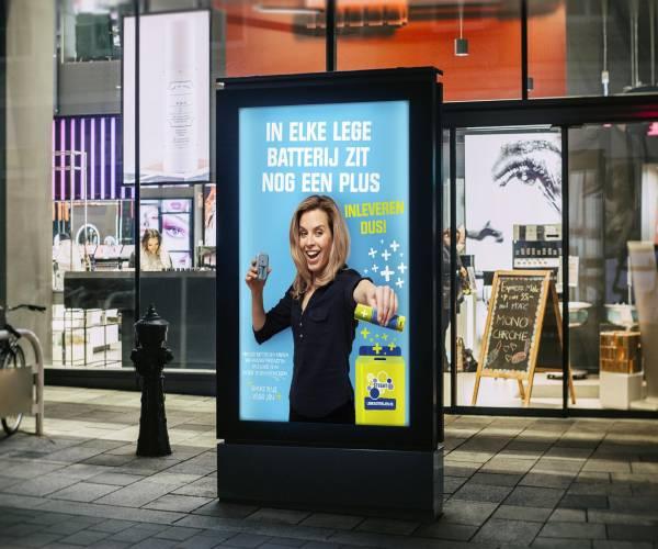 Stibat start nieuwe campagne: Lege batterijen zitten nog vol bruikbare metalen