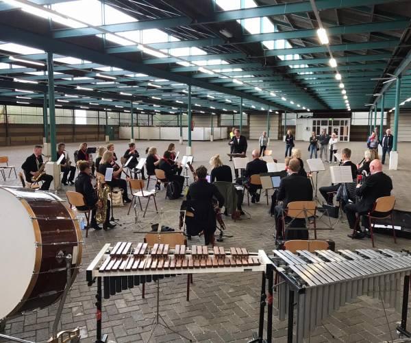 Stedelijk muziekkorps en On the Move mogen weer!