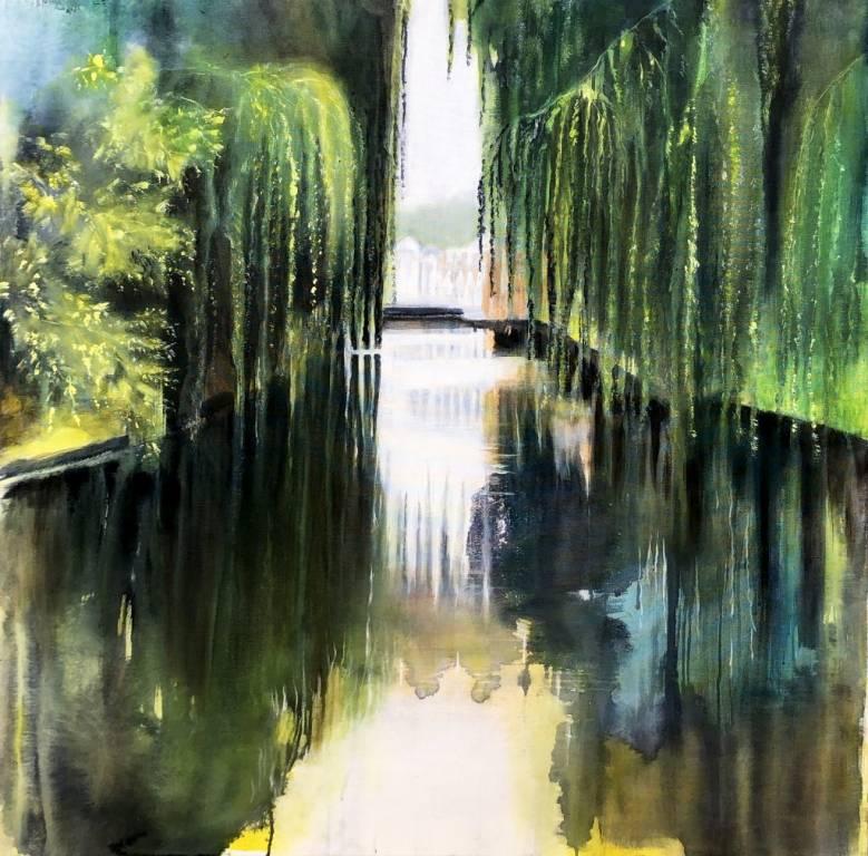 Het Bolwerk , werk van Annemarie IJssels