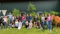 Excursie MBO opleiding paardenhouderij