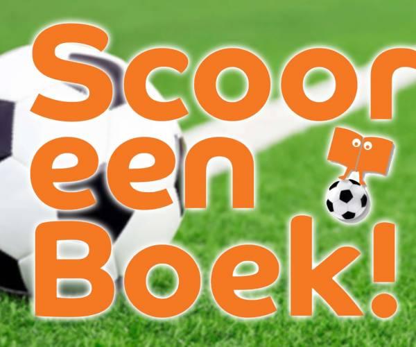 Sportieve afsluiting leesproject 'Scoor een Boek!'