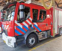 Loos brandalarm bij Koninklijke Drukkerij De Vries