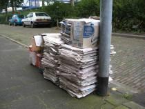 Petitie tegen beslissing Súdwest-Fryslân om te stoppen met oud papiersubsidie