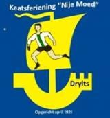 Eeuwfeest kaatsvereniging Nije Moed in IJlst