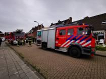 Pan op vuur laten staan: veel rookontwikkeling in woning Priorstraat
