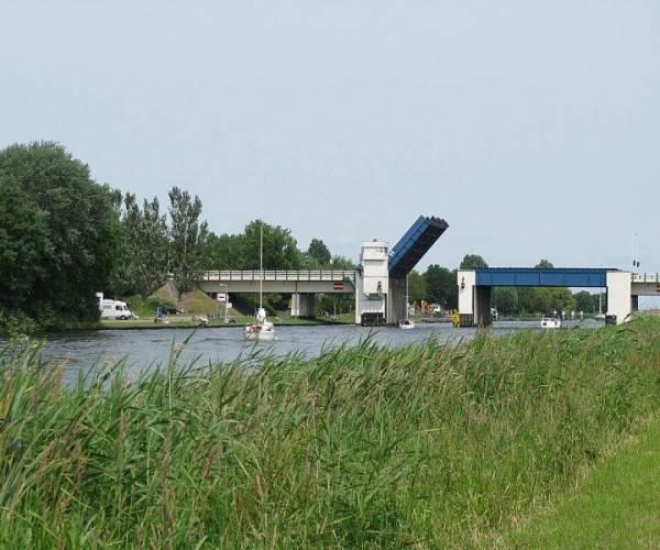 Medio 2021 beslissing over brug of aquaduct bij Uitwellingerga