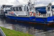 Politie vindt wietkwekerij met 1000 planten op schip bij Spannenburg