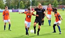 Topamateurvoetbal gaat verder in regionale competities