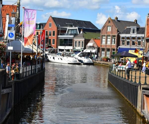 Anderhalvemeterregeling Fryslân open voor toerismesector