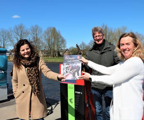 Nieuw bedrijfsmagazine De Jongens van Veenema gepresenteerd