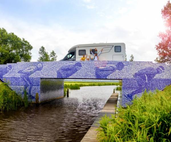 Maarten van der Weijden trapt Camperelfstedentocht af