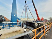 Nieuwe brug Follega bijna klaar