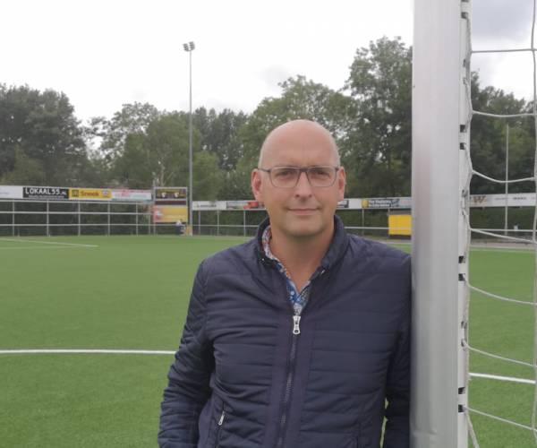 Michel Rietman kandidaat-voorzitter VV Sneek Wit Zwart