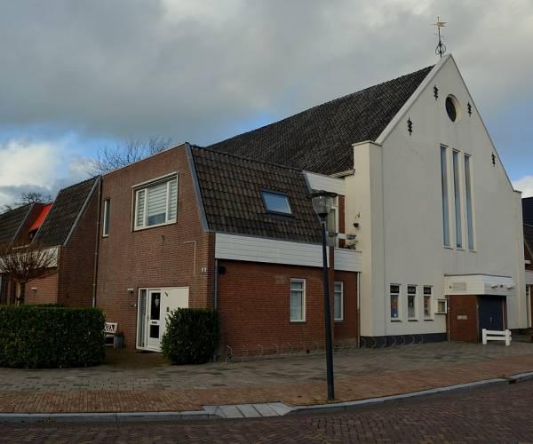 Open Kerk in de 'Zuider' van Sneek