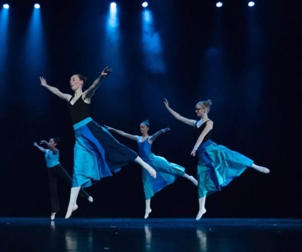 Audities danstalentklassen en Dance Explosion, nieuwe danscursussen vanaf augustus