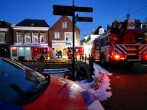 Woningbrand in Scharnestraat snel onder controle