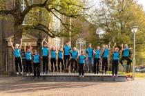 Sportdagen voor leerlingen speciaal onderwijs scholen in Súdwest-Fryslân