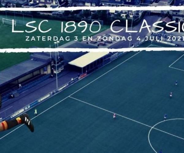 Classics Toernooi LSC 1890 onder voorbehoud naar 3 en 4 juli dit jaar