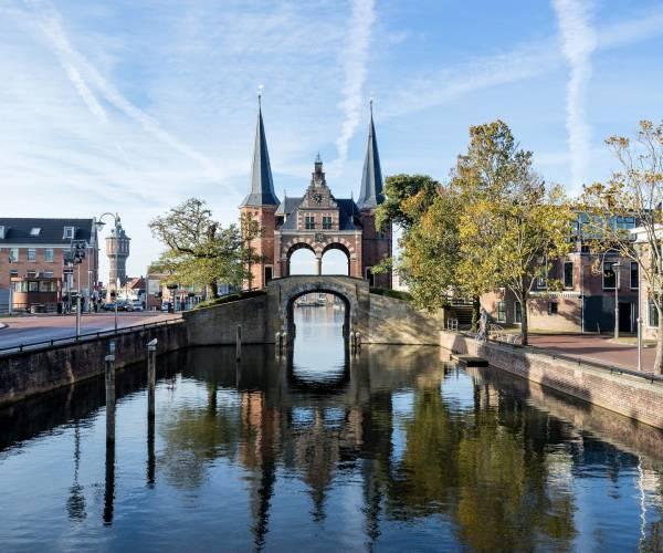 Waan jezelf spion en ontdek de Friese steden op een andere manier