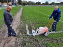 Waterpoort Boys helpt Rugbyclub Sneek een handje