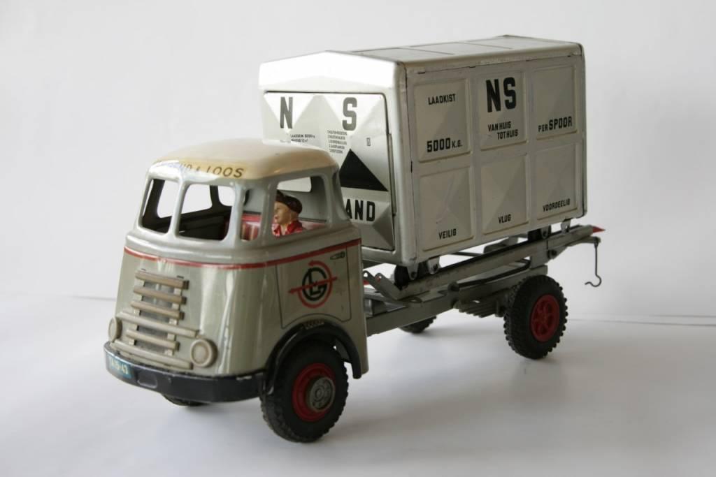 DAF Van Gend&Loos vrachtauto