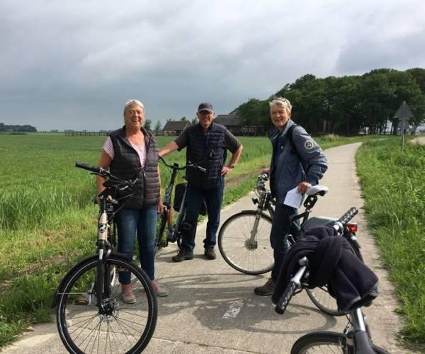 Oudere fietsers gezocht om Doortraproutes uit te proberen